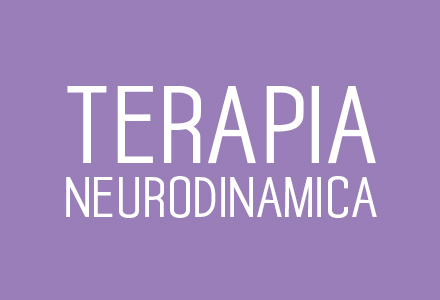 TERAPIA NEURODINAMICA